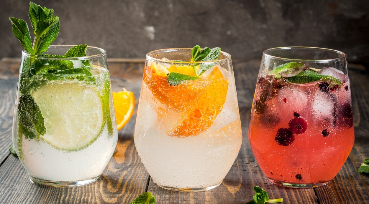 Around the world in 80 gins for Best mixers for gin